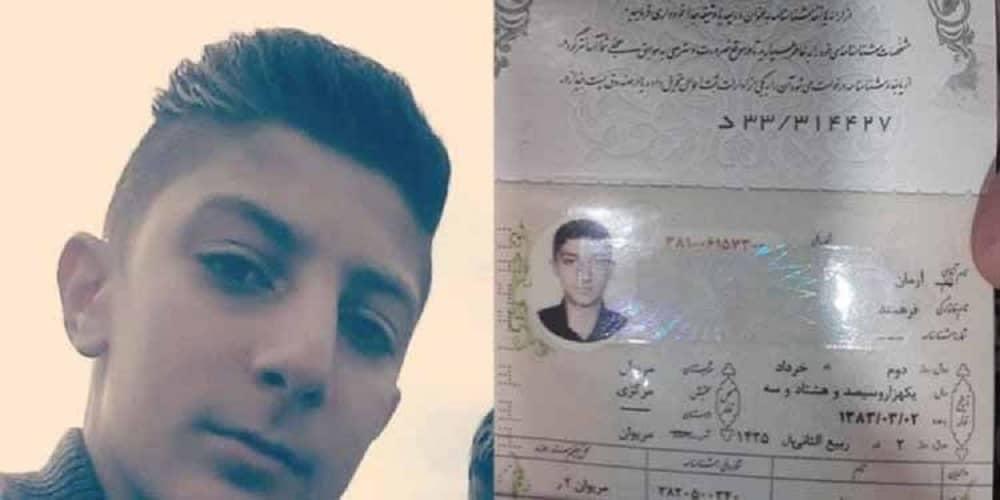 Iranian-Juvenile-Offender-Arman-Farahmand