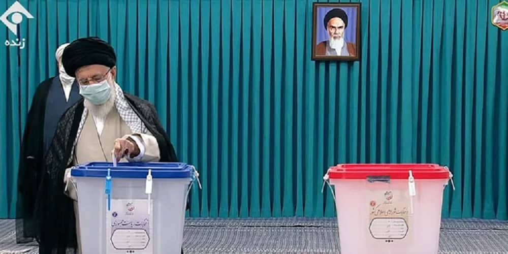 Iranians-boycott-elections-while-regime-sources-imply-high-voter-turnout-in-Iran