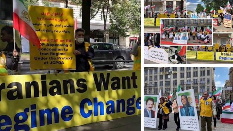 Iran Election 2021: Iranians Abroad Endorse Boycott Campaign