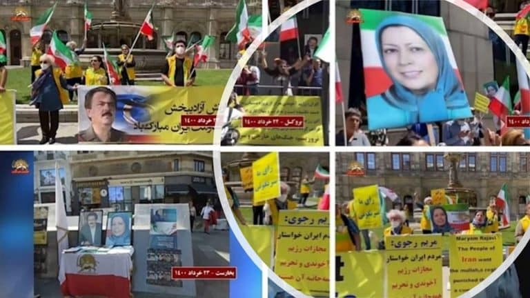 Iran Election 2021: MEK Supporters Continue Spreading Calls to Boycott