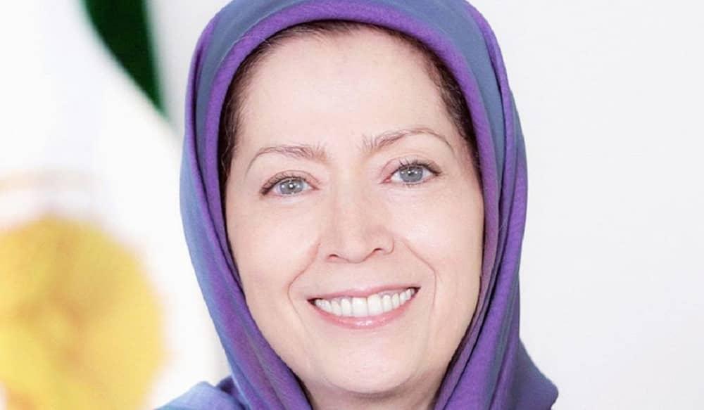 Maryam Rajavi, President-elect of the National Council of Resistance of Iran (NCRI) (1)