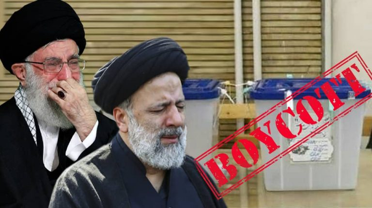 Iran Election 2021: Nationwide Boycott Shows People's Desire for Regime Change