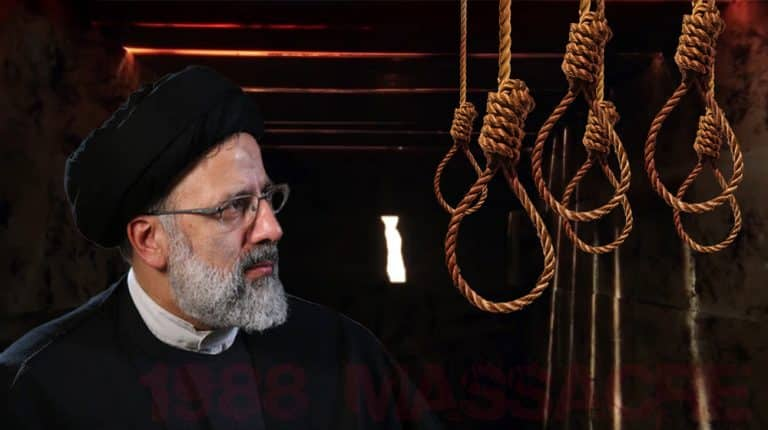 Iran: Calls for Holding Ebrahim Raisi to Account Amplifies