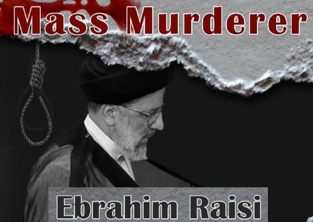 The Mass Murderer Ebrahim Raisi