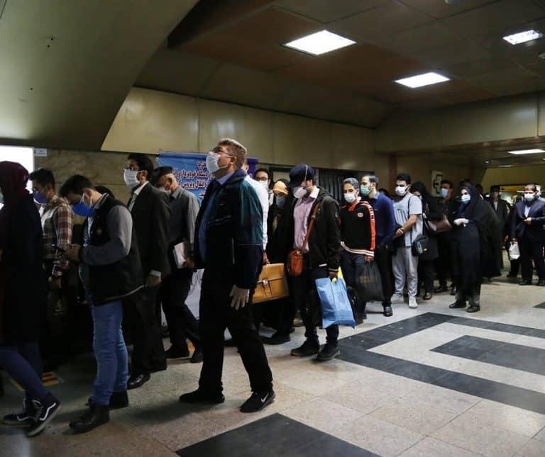Iran: Coronavirus Death Toll Surpasses 304,900