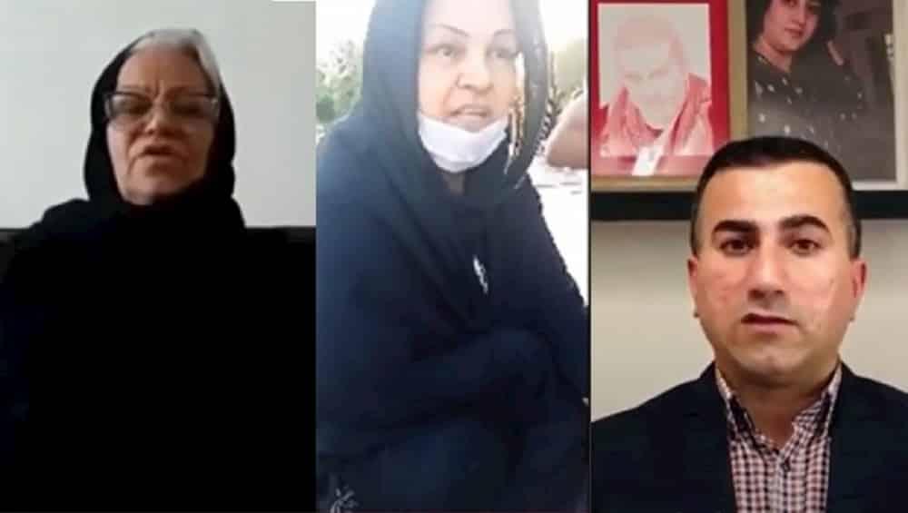 Keluarga orang tak bersalah yang dibunuh atau dieksekusi oleh rezim Iran menyerukan boikot total terhadap pemilu palsu yang akan datang