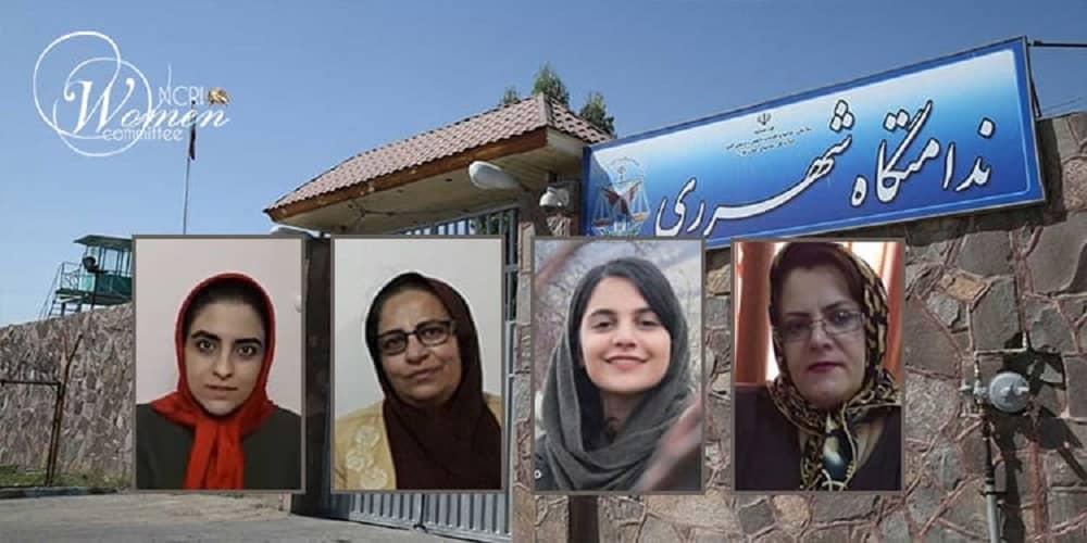 empat-politik-tahanan-di-Qarchak-min