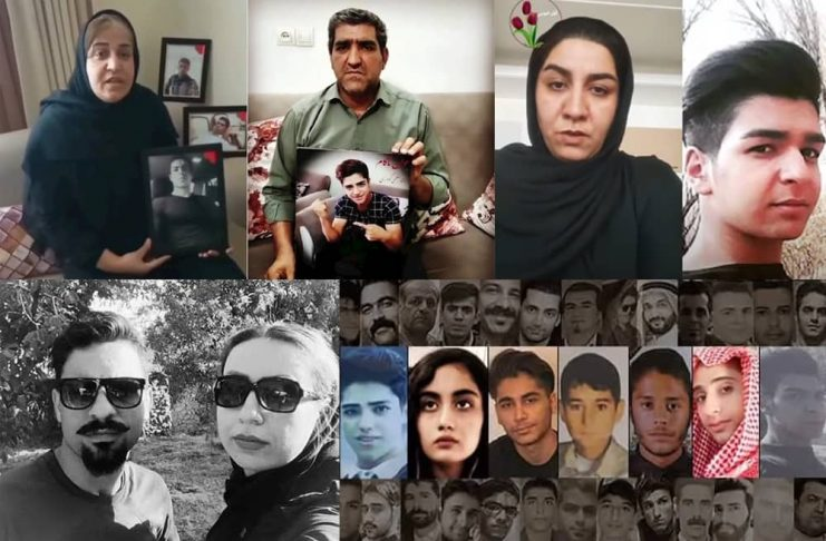 Days before Iran's sham presidential election calls for the nationwide boycott have amplified.