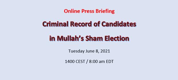 Iran News in Brief – June 8, 2021