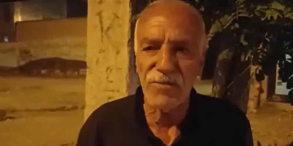 tujuh puluh tahun-pekerja dipukuli-oleh-kota-pejabat-di-W-Iran