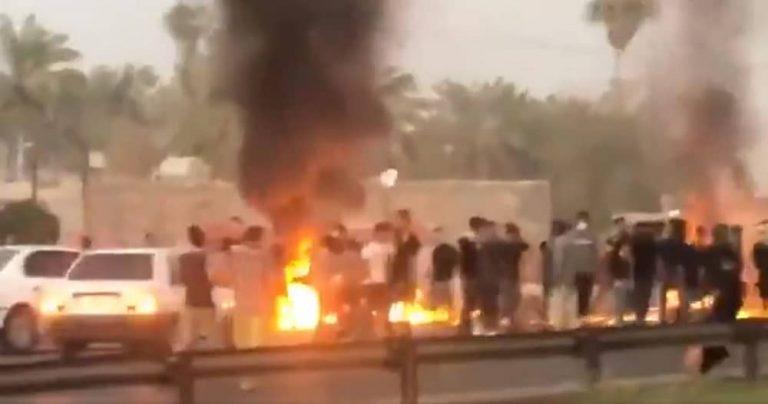 Video: The Uprising Of The People Of Khuzestan In Ahvaz, Shush, Karkheh, Susangerd, And Kut-Abdullah on Saturday, July 17, 2021