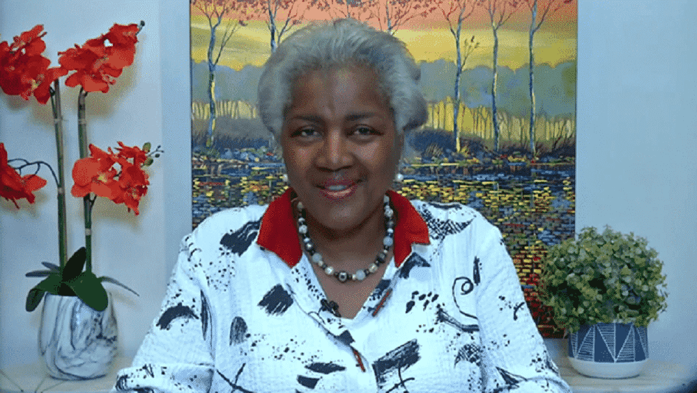 Donna Brazile, Chair of the Democratic National Committee (2016-2017)
