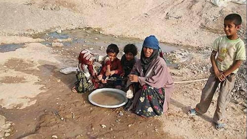 Drought in Iran's Khuzestan province