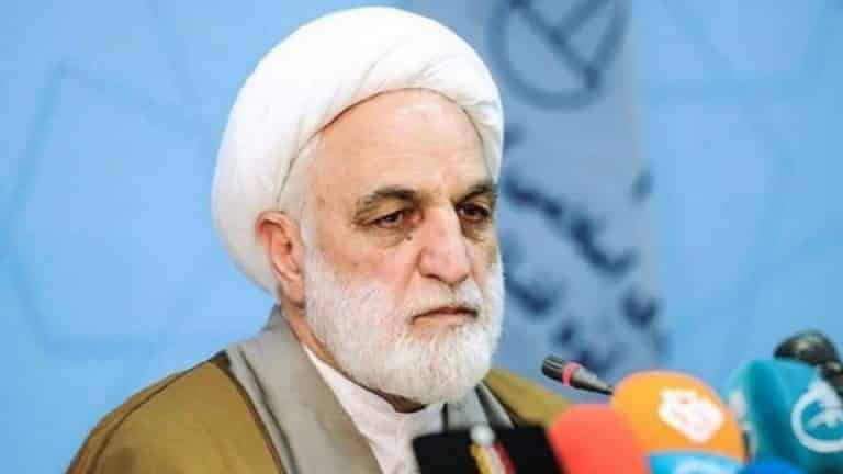 Who Is Gholamhossein Mohseni Ejei, Iran's New Judiciary Chief?