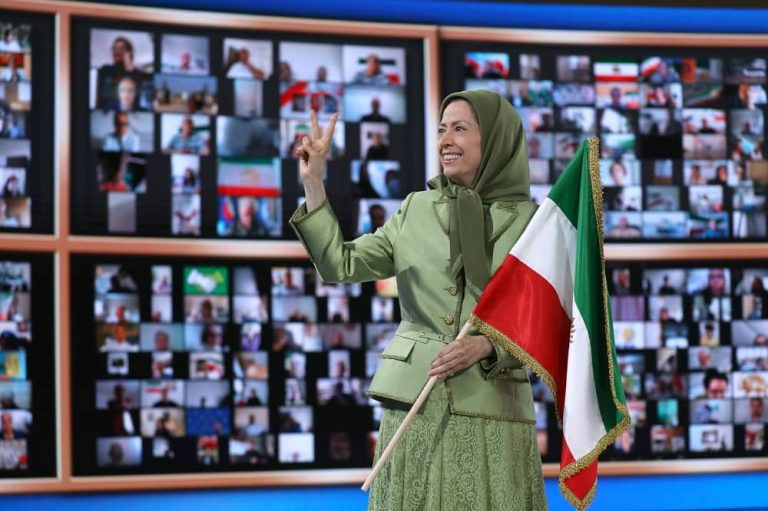 The First Day of the Free Iran World Summit 2021
