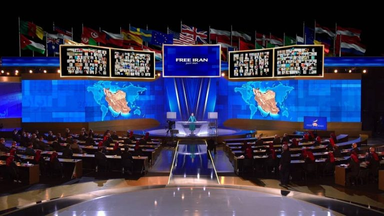 Free Iran World Summit July 10-12, 2021: The Democratic Alternative on the March to Victory