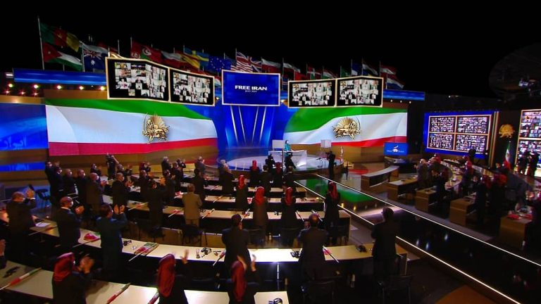 Free Iran 2021 Calls for Firm Actions toward Regime
