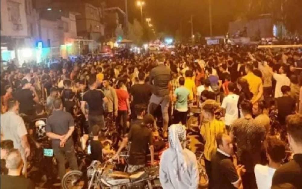 Iran-Khuzestan-Water-Protests