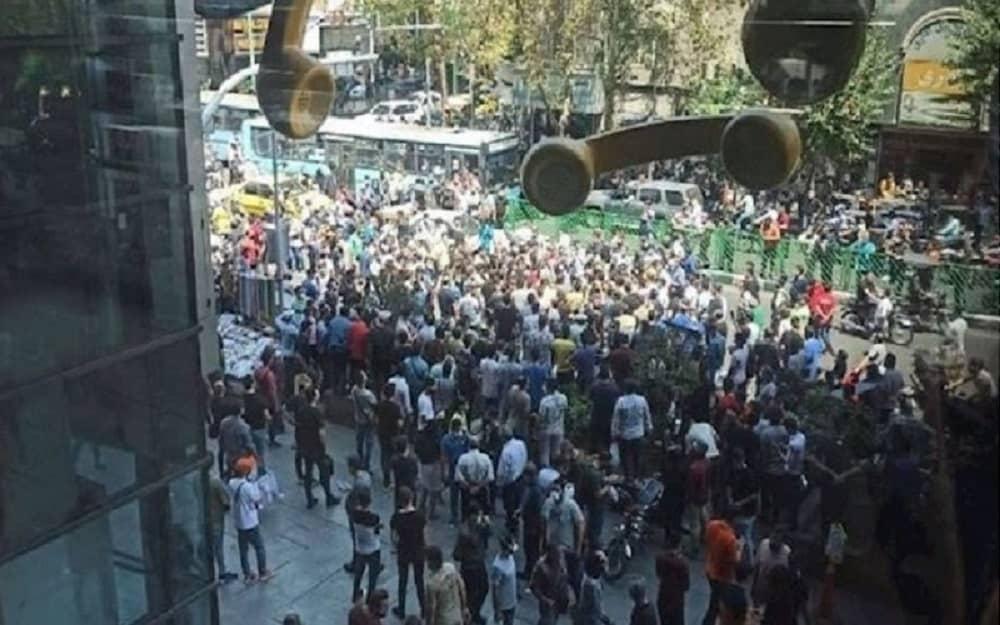 Iran-Tehran-Protests