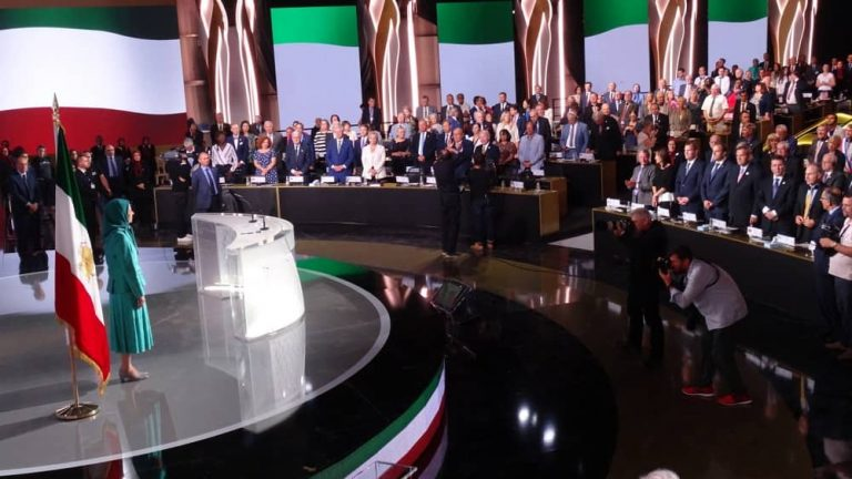 Free Iran 2021: More European Lawmakers Call For Regime's Accountability