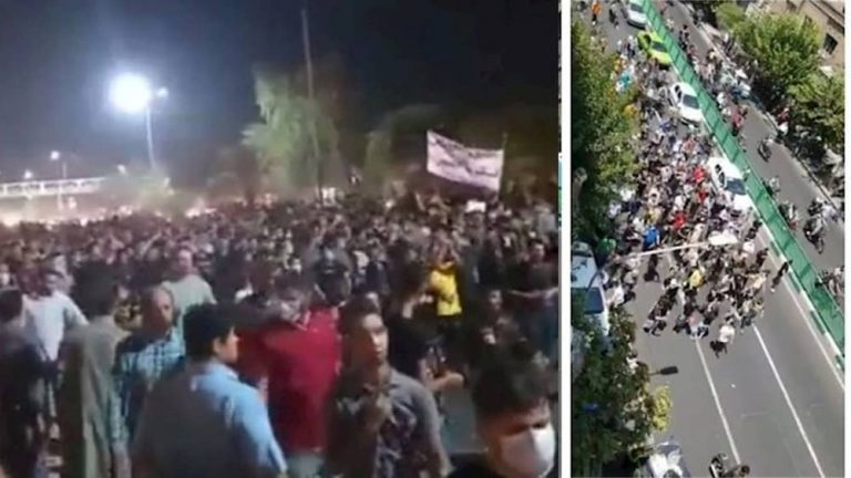 New Round of Iran Protests: State Media Acknowledge Regime's Deadlock