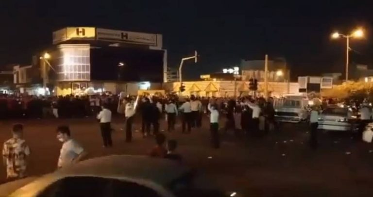 Iran's Regime Violation of Human Rights in Recent Protests Calls for Inquiry Into Regime's Worst Crime