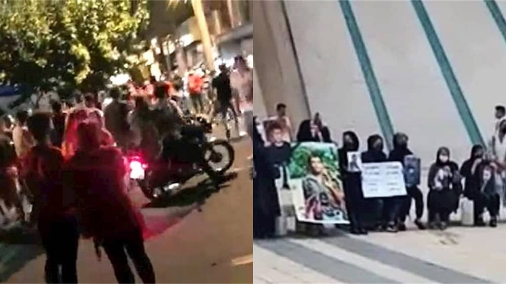 Iran protests, which initially started due to the water shortages in Khuzestan, have turned political, continued, spread to other cities.