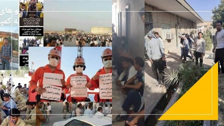 Iran Protests Continue as State Media Warn About People's Backlash