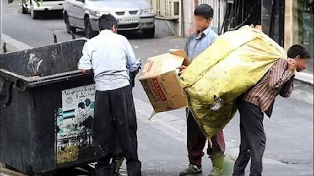 Rakyat Iran saat ini sedang mengalami krisis ekonomi yang parah dan harga yang meroket. Pekerja, tidak bisa memenuhi kebutuhan.