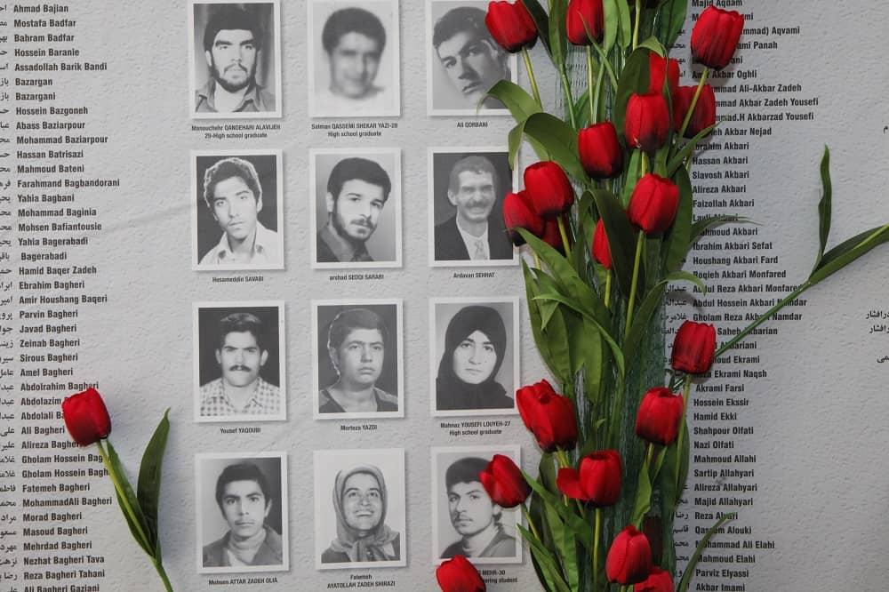 Victims of 1988 Massacre in Iran