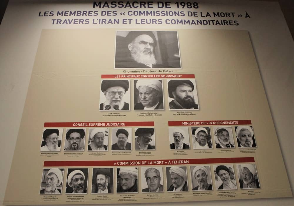 Iran's Regime Remains Committed to the Fatwa Behind Its 1988 Massacre