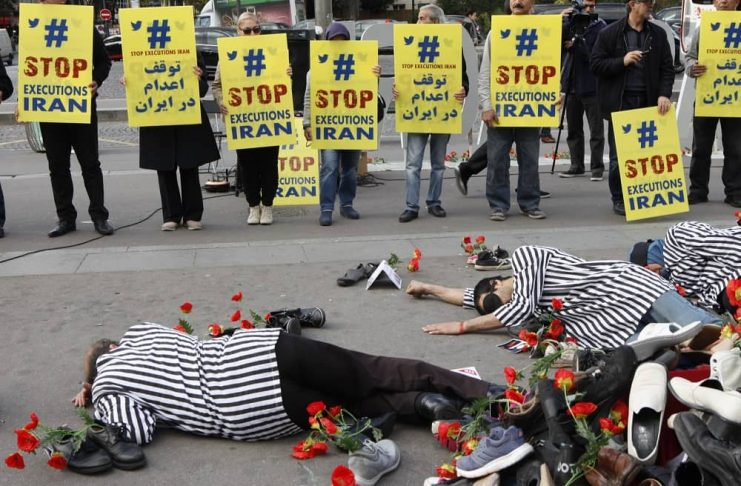 The 1988 massacre of political prisoners was carried out over 30,000 lives.