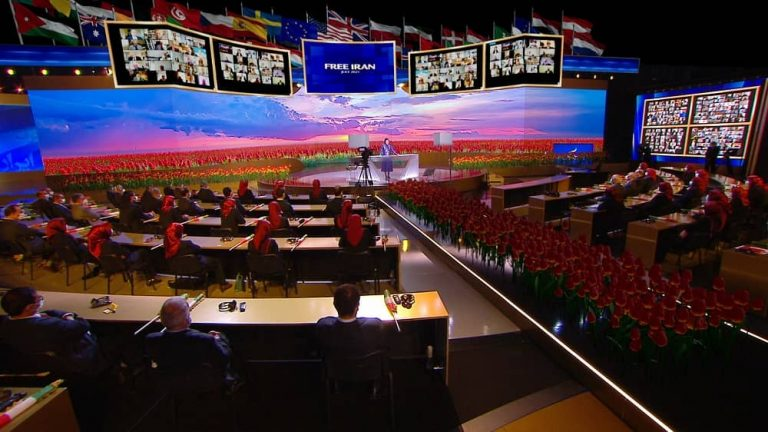 In Global Summit, Iranian Resistance Leader Shows Alternative to Western Appeasement
