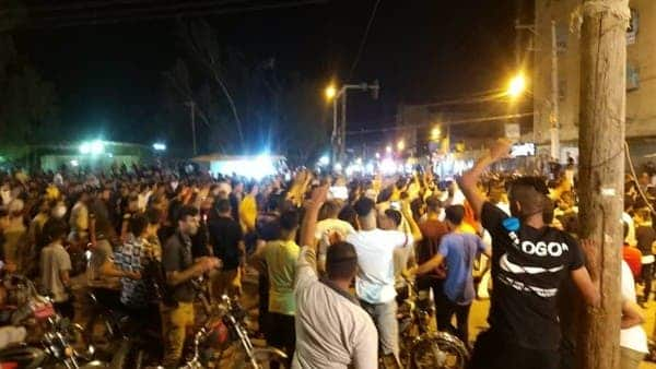 Protests in Southwest Iran Due To Water Crisis