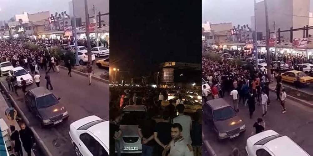 iran-izeh-uprising-2021