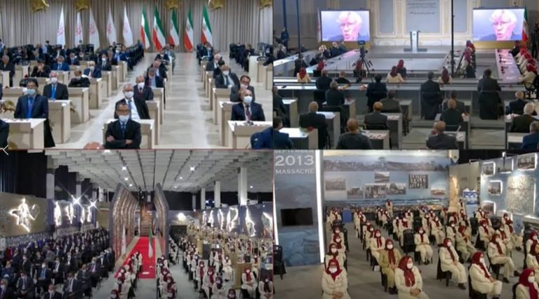 Conference on Iran's 1988 Massacre Reiterates International Calls to Action