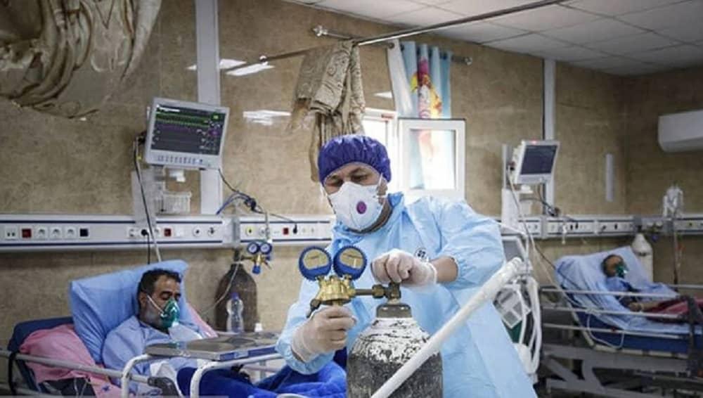 Virus Corona di Iran (1)