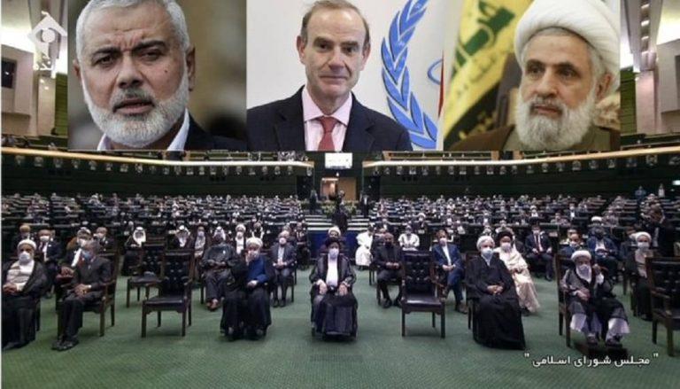 EDITORIAL: Iran, Legitimizing An Illegitimate President