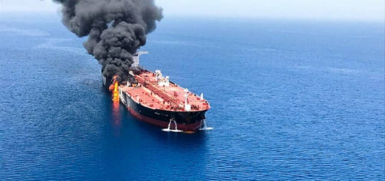 Western Powers Must Take Real Action to Back Up Criticism of Iran's Maritime Attacks