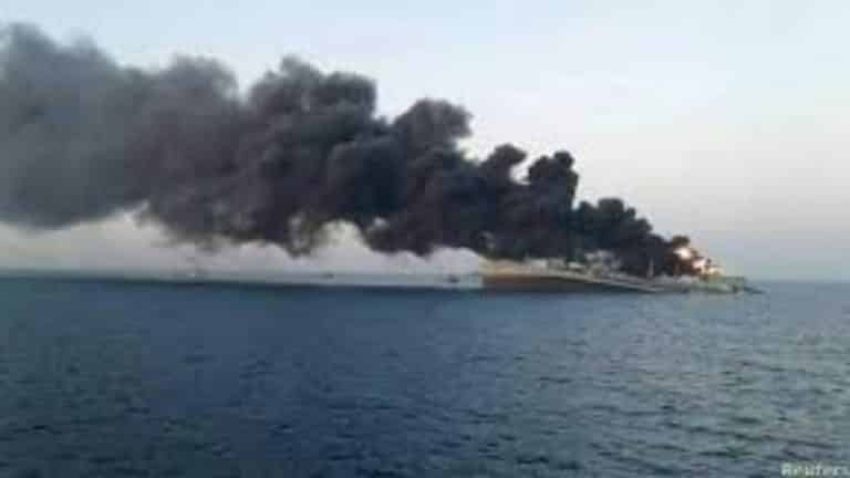 Iran's Attack on Tanker: Another Sign of Failure of Appeasement Policy