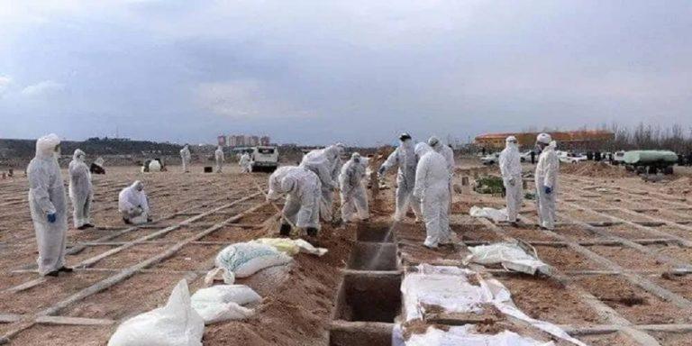 Iran: The Staggering Coronavirus Death Toll Exceeds 414,500
