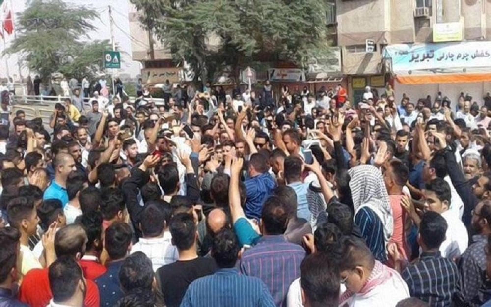 Iran-protests-aug-2021