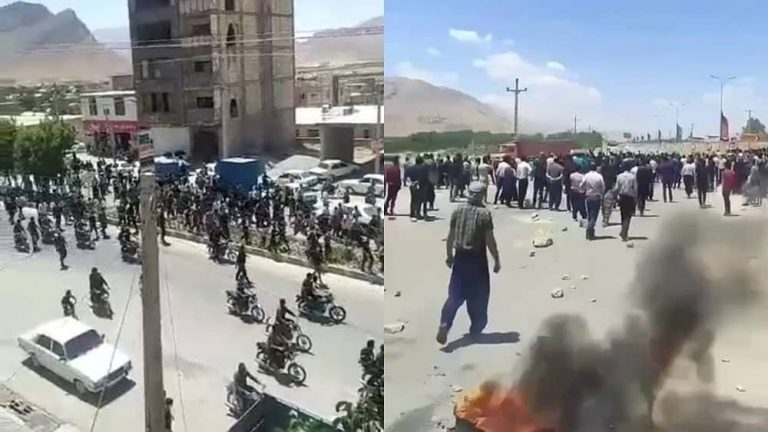 Iran: Protests Erupt In Junqan After Arrest And Beating Of Two Residents