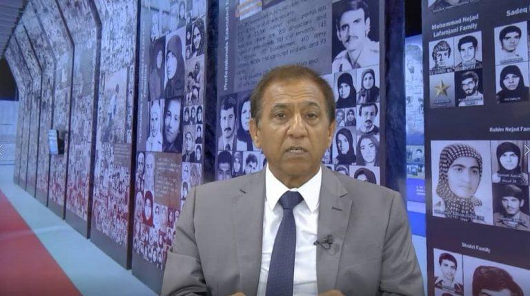 The 1988 Massacre of Political Prisoners in Iran: Eyewitness Accounts, Mohammad Sar Kheyli