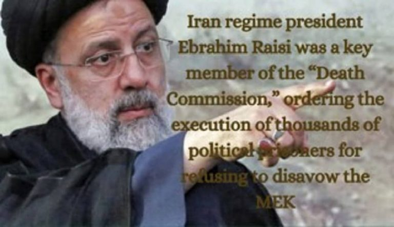 Is Ebrahim Raisi the Savior of Iran's Regime?