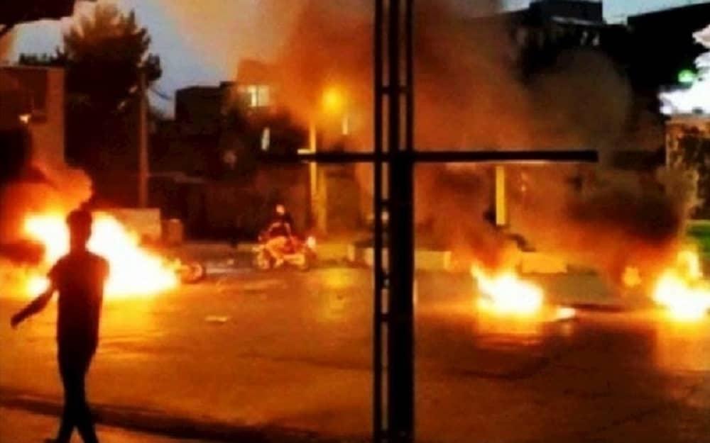 Uprising-in-Iran