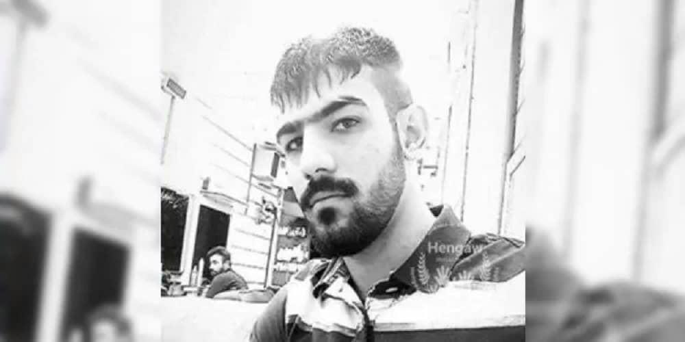 Amirhossein-Hatami-Kurdish-prisoner-died-under-torture
