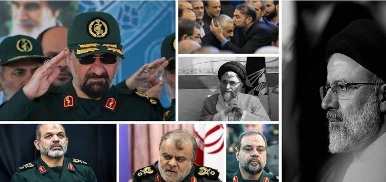 Iran: Top Positions Occupied by IRGC Terrorists
