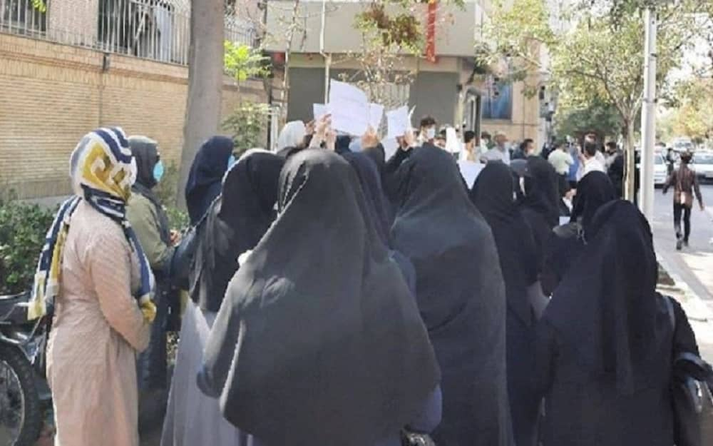 Iran-Teachers-protests