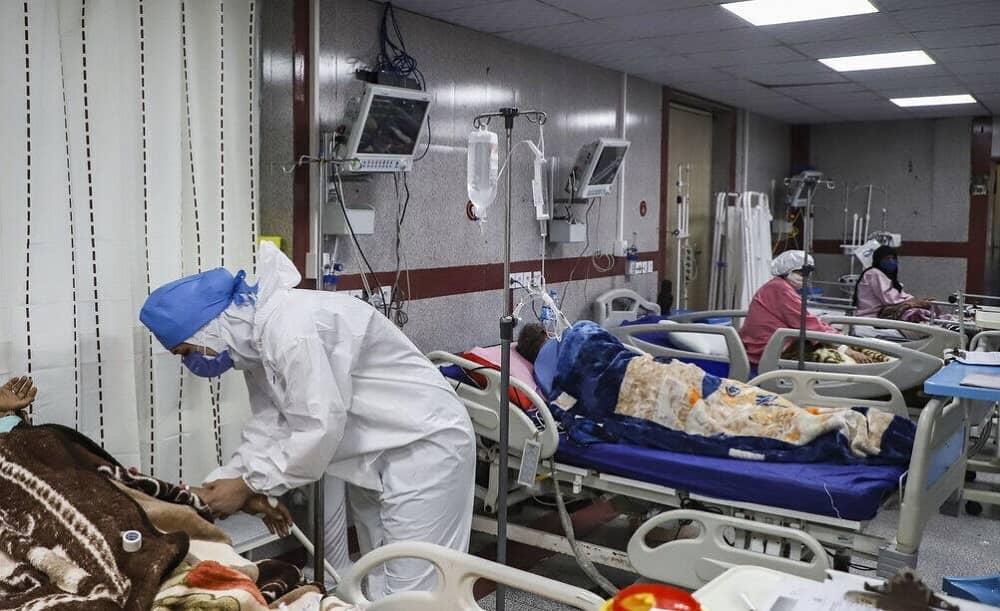 Iran covid hospitals
